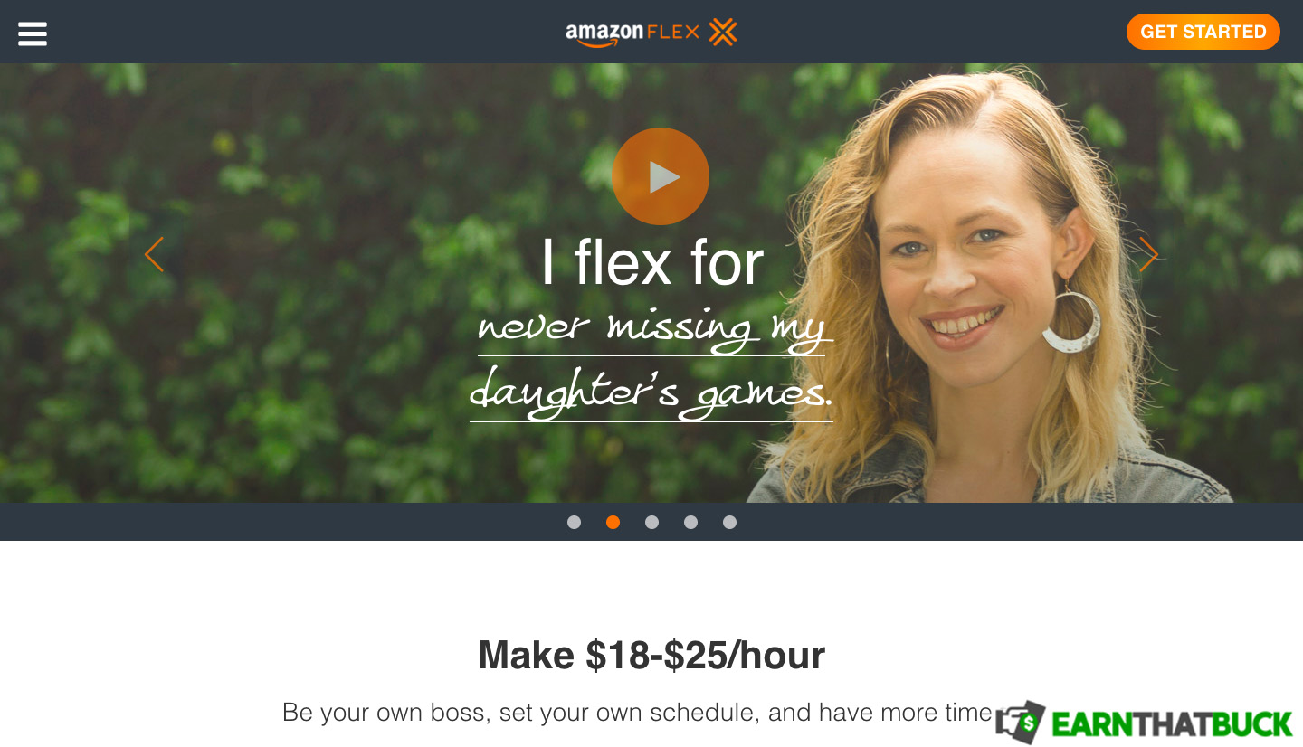 LEGIT - Amazon Flex Pay Review: Earn Money Delivering Packages for