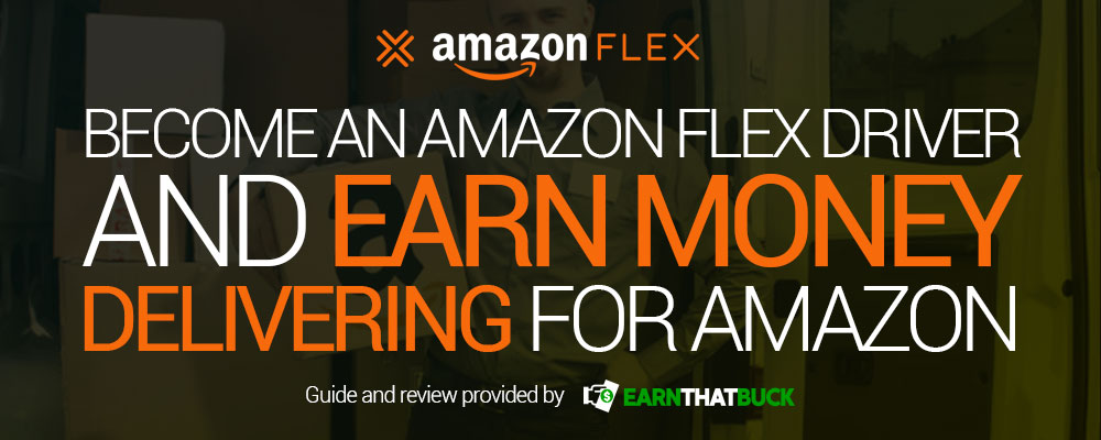 LEGIT - Amazon Flex Pay Review: Earn Money Delivering