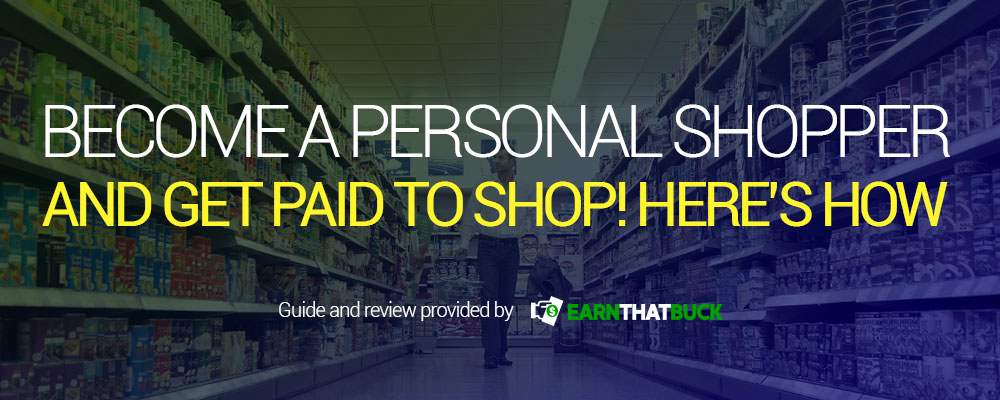 How can i become a personal shopper