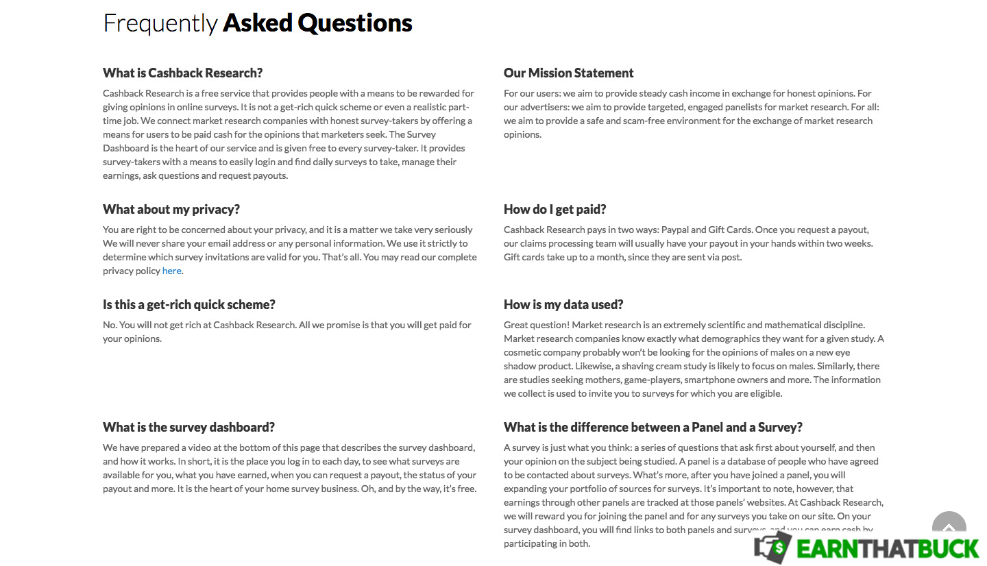 LEGIT - Cashback Research Review: Answer Surveys and Read