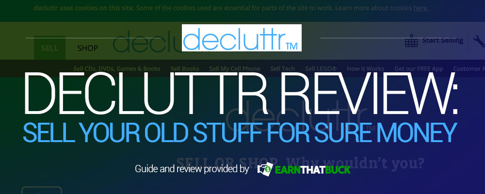 LEGIT - Decluttr Review: Sell Your Old Stuff for Sure Money