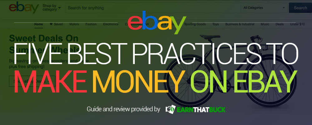 Five Best Practices to Make Money on eBay.jpg
