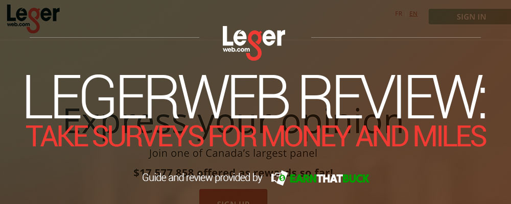 LegerWeb Review Take Surveys for Money and Miles.jpg