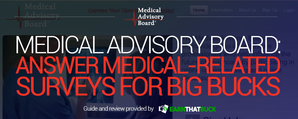 Medical Advisory Board Answer Medical-Related Surveys for Big Bucks.jpg