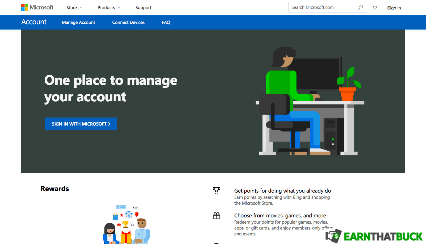 LEGIT - Microsoft Rewards Review: Search or shop with