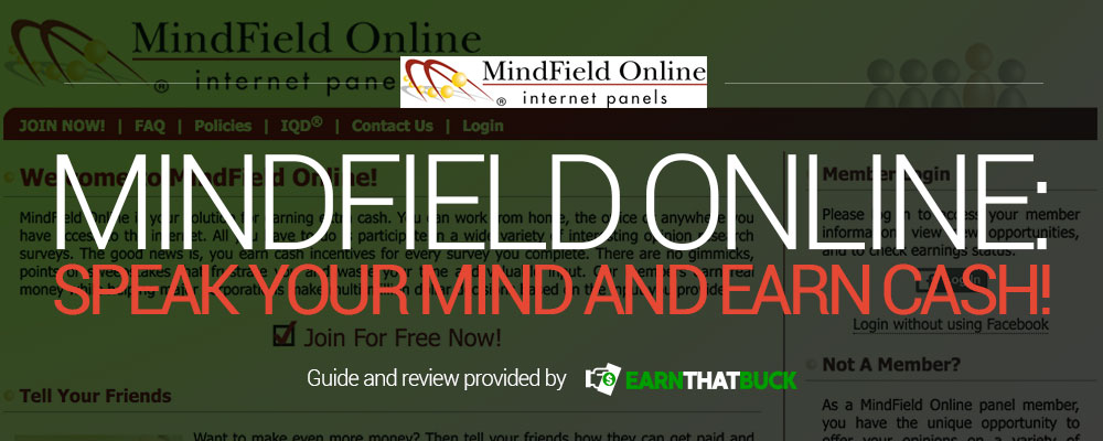 MindField Online Speak Your Mind and Earn Cash!.jpg