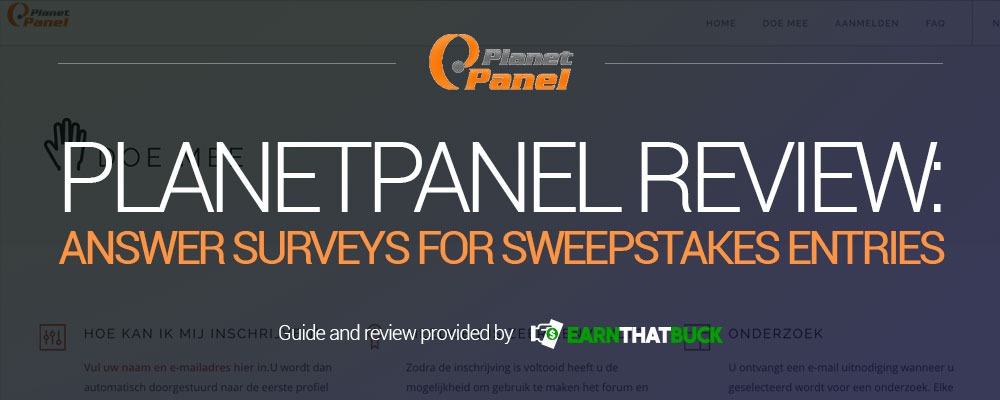 PlanetPanel Review Answer Surveys for Sweepstakes Entries.jpg