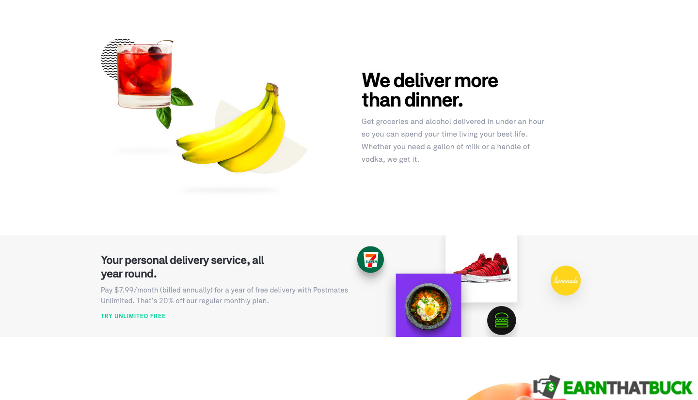 LEGIT - Postmates Review: How to Earn $25 an hour - Scam or