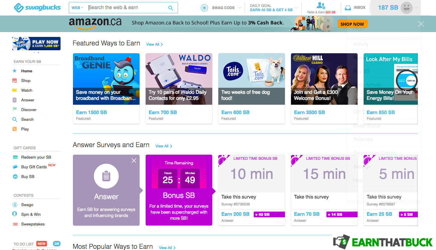 LEGIT - Swagbucks Review: This Is How Much You Can Earn with