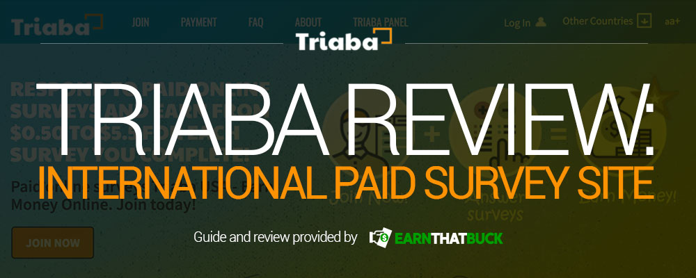 Triaba Review International Paid Survey Site.jpg